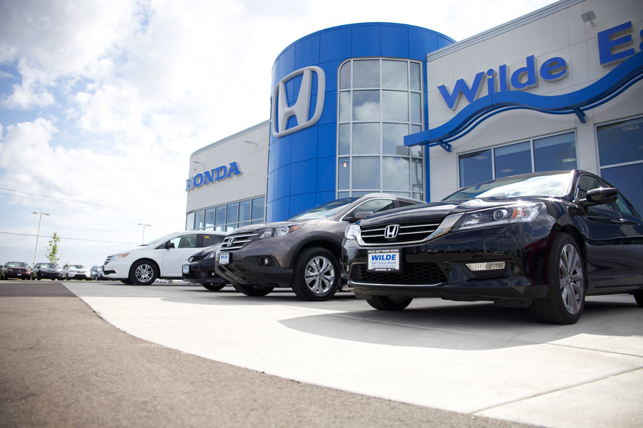 Wilde East Towne Honda Madison Wisconsin Wi