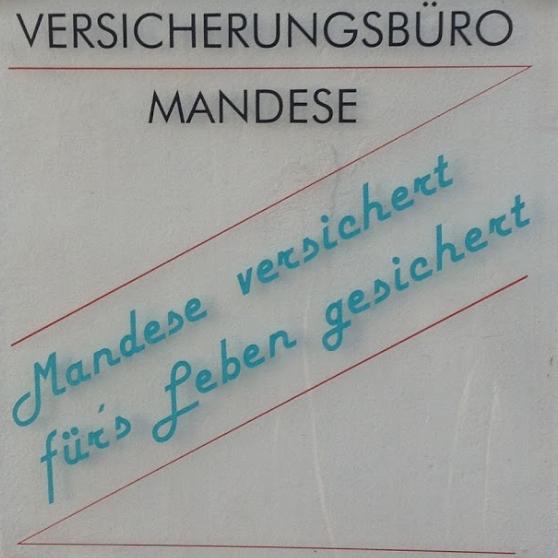 Bild zu Versicherungsbüro Mandese GmbH & Co. KG in Mannheim