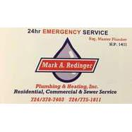 Mark A Redinger Plumbing & Heating Inc