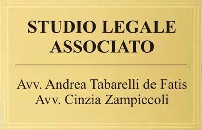 Studio Legale Associato Tabarelli De Fatis Zampiccoli