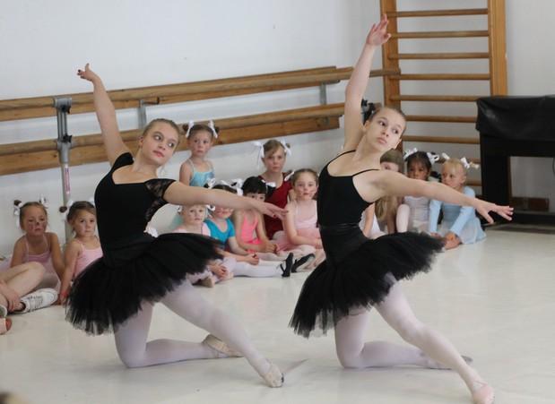 Kundenbild klein 2 Ballett Centrum & Berliner Musicalschule