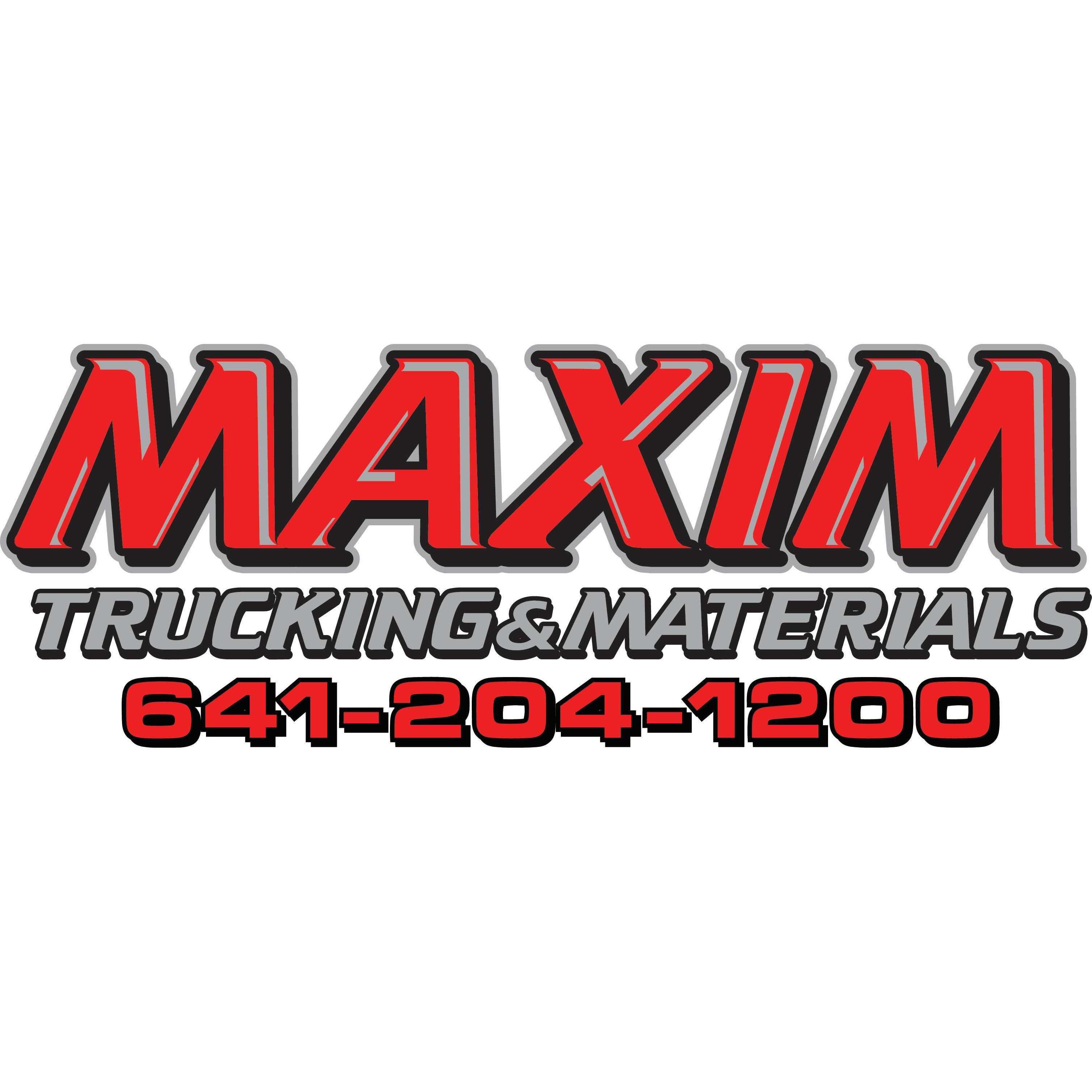 Maxim Trucking & Materials Inc. - Des Moines, IA - Concrete, Brick & Stone