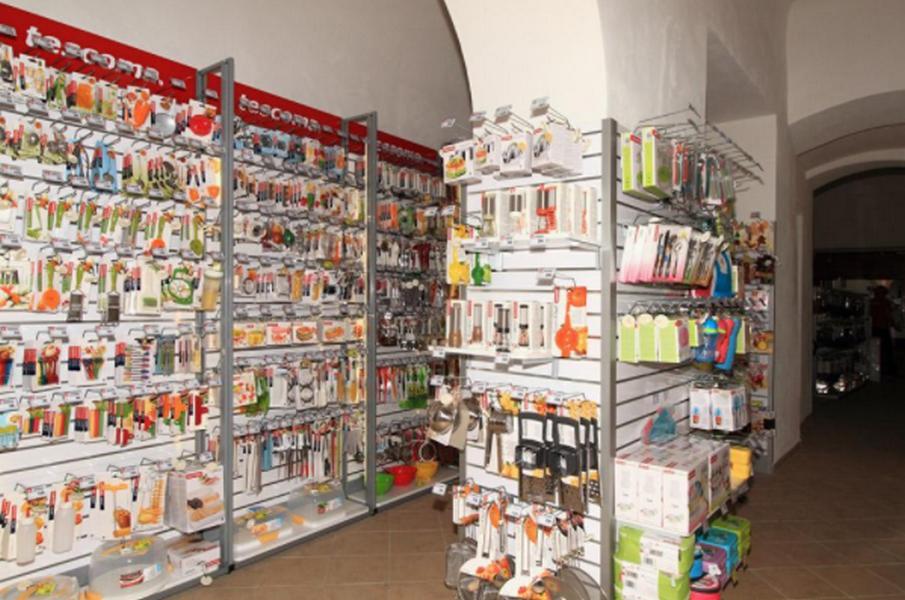 Prodejní centrum TESCOMA