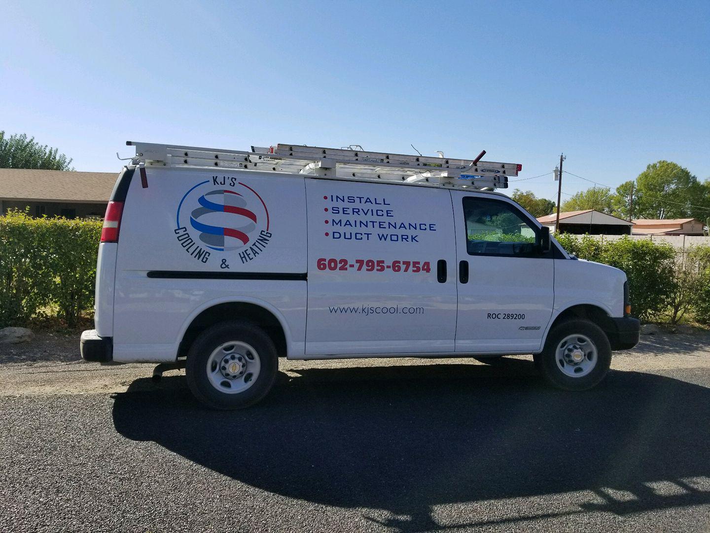KJ's Cooling & Heating LLC - Peoria, AZ 85381 - (602)384-0706 | ShowMeLocal.com