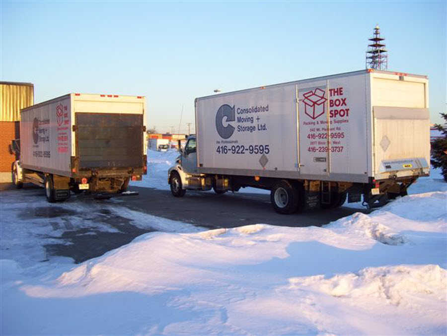 Consolidated Moving & Storage Ltd in Toronto
