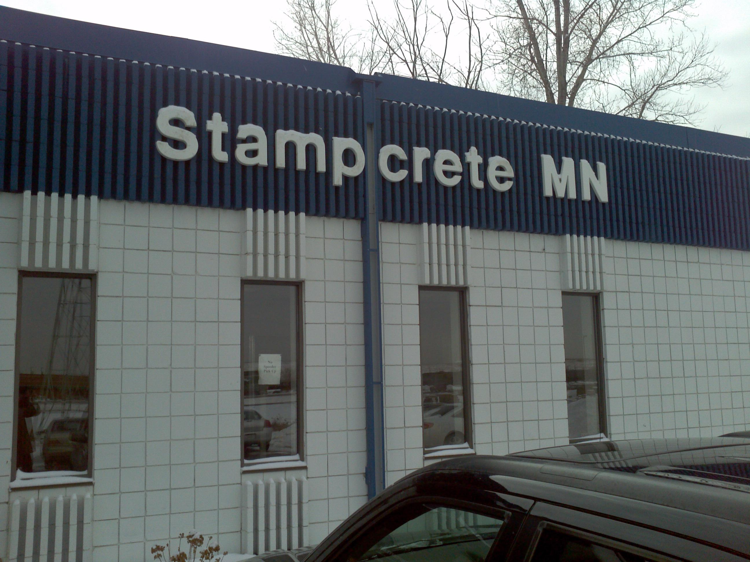 Stampcrete Minnesota