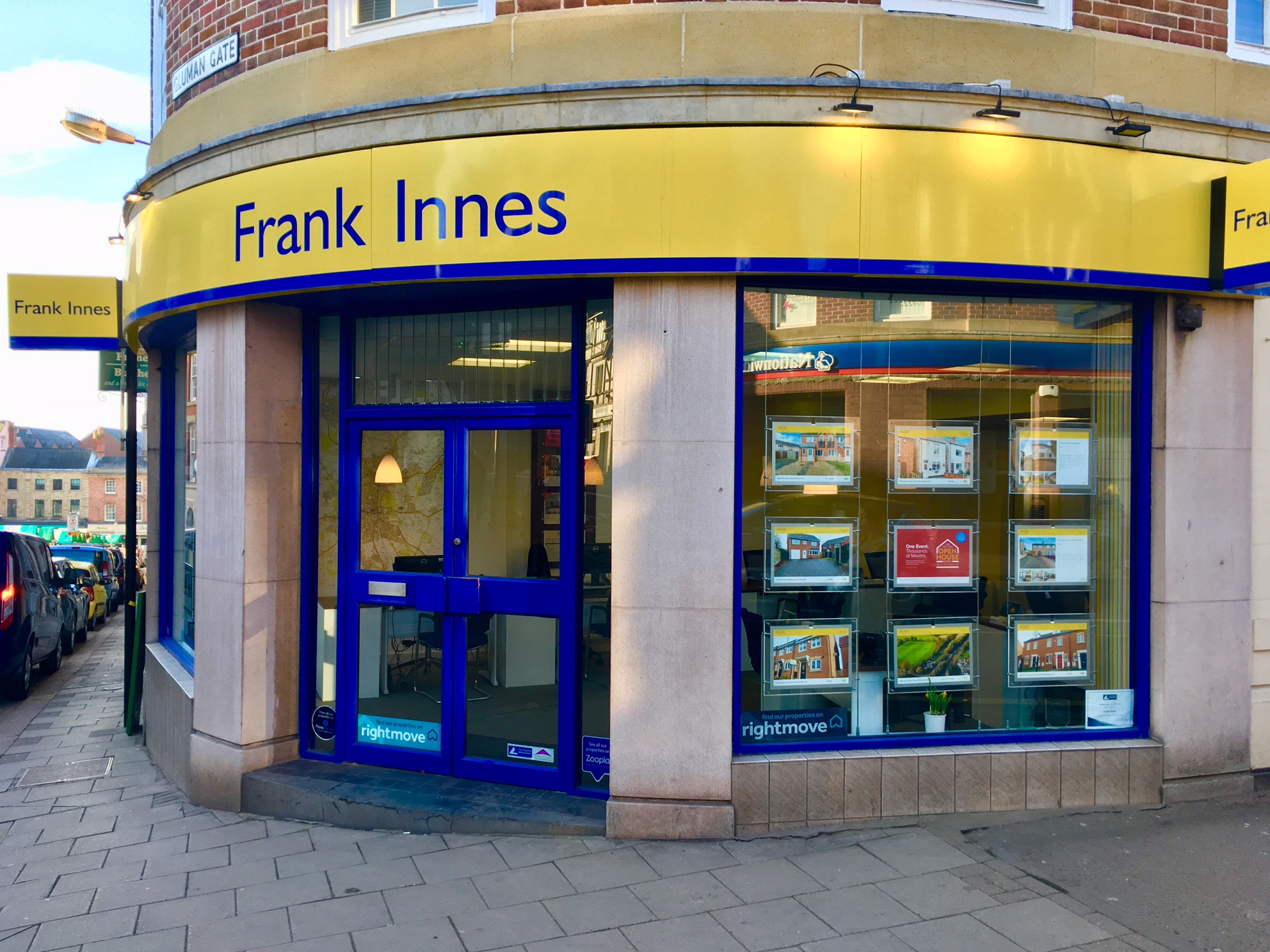 Frank Innes Estate Agents Chesterfield Chesterfield 01246 700251