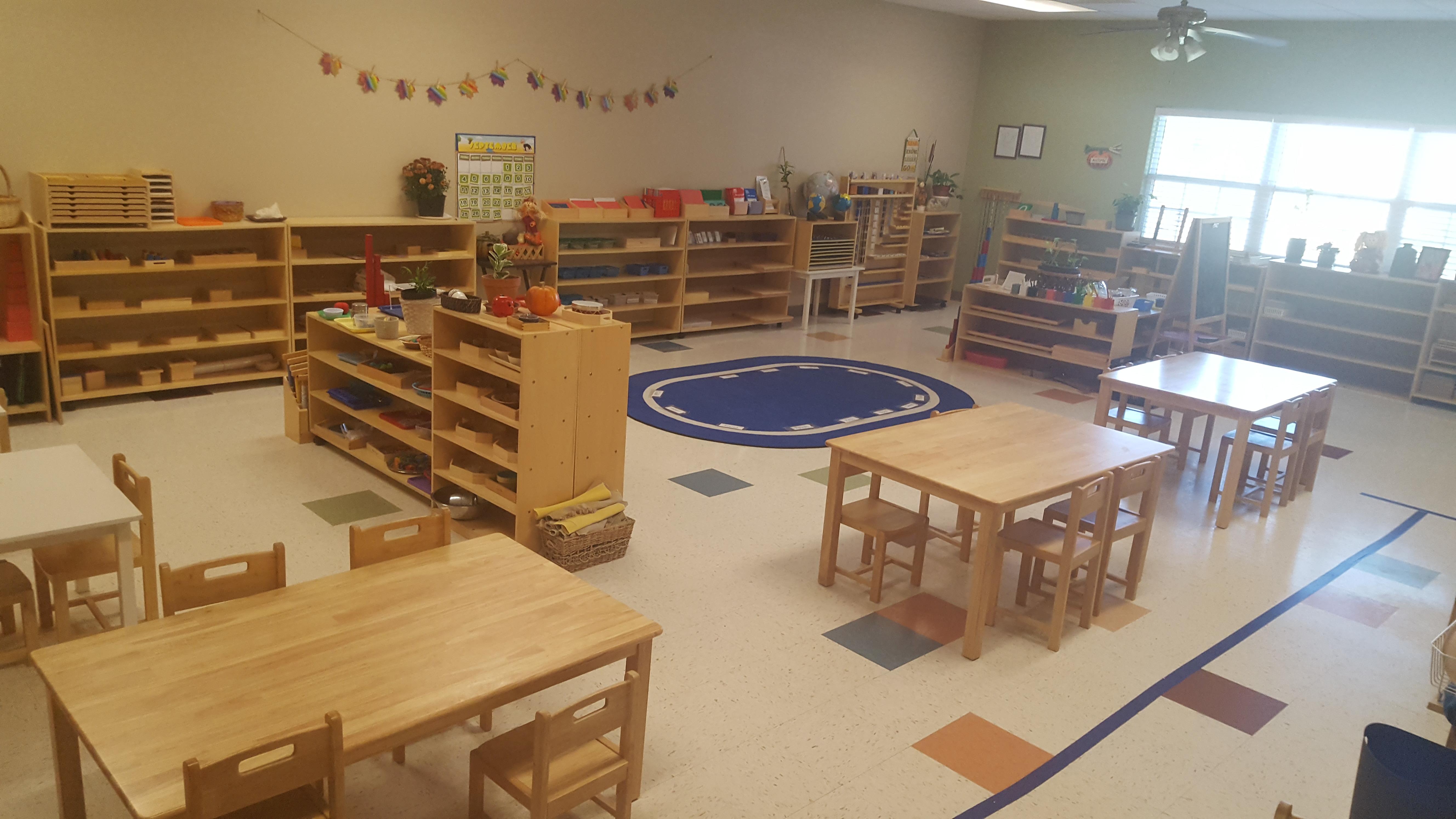 Joyous Montessori Keller