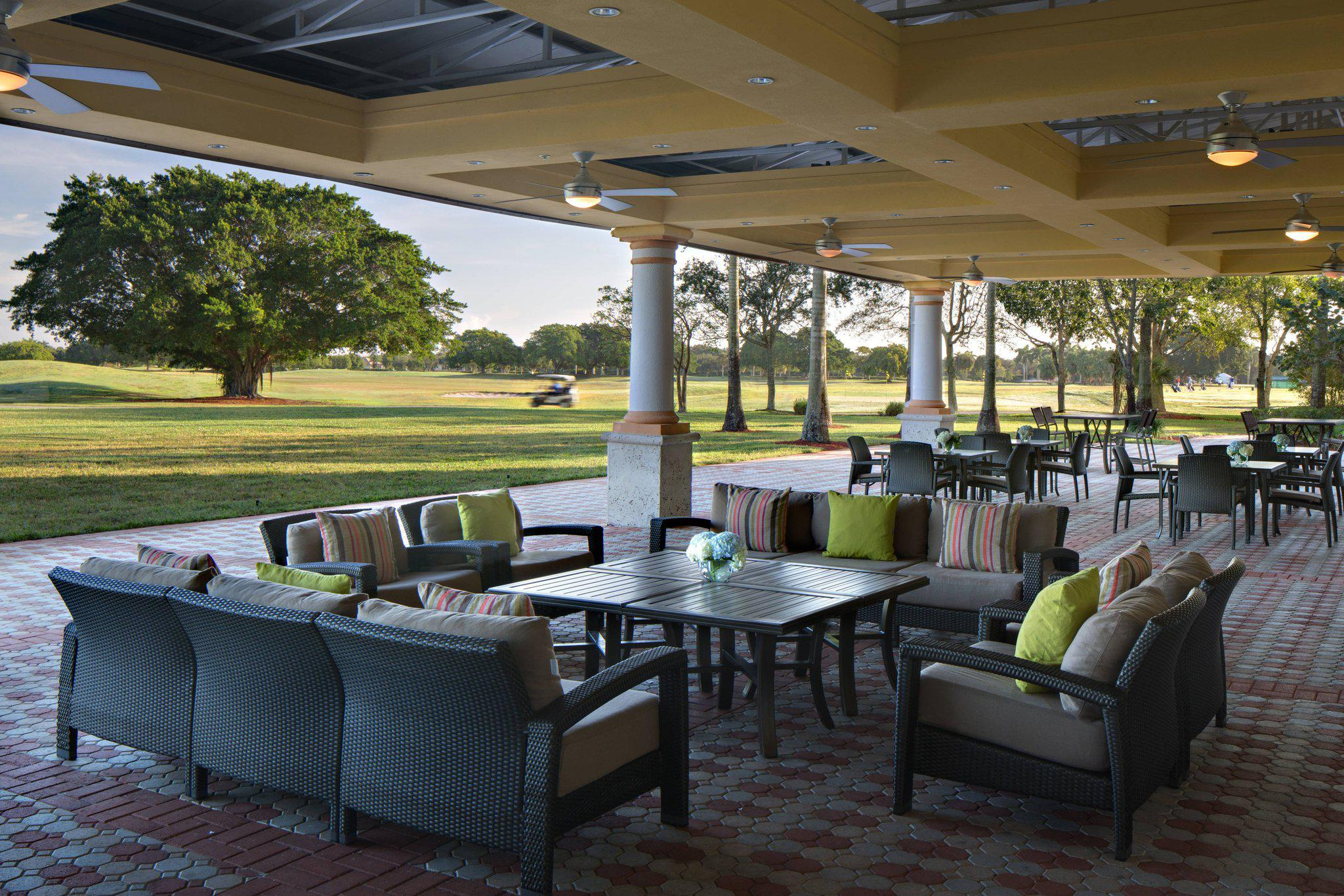 Fort Lauderdale Marriott Coral Springs Hotel Golf Club