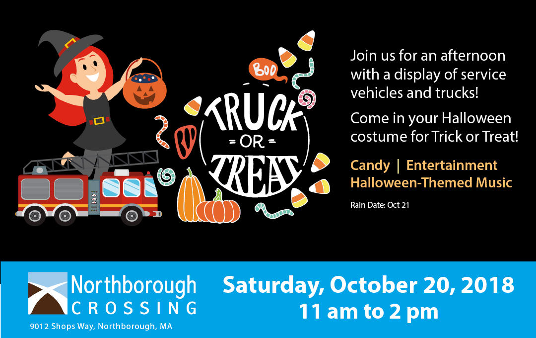 Northborough Crossing Truck or Treat