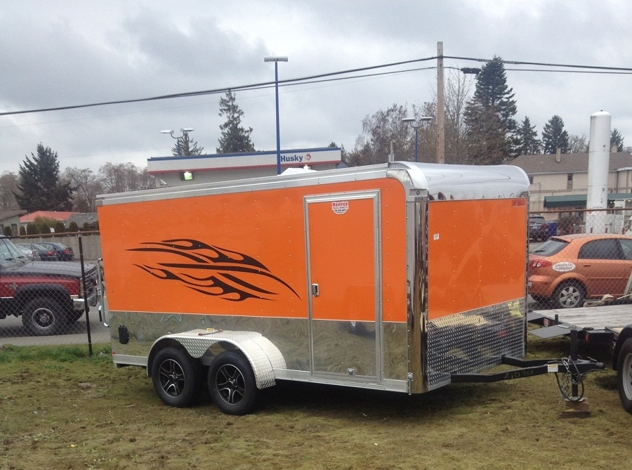 Maverick Trailer & Marine Ltd Campbell River (250)895-0975