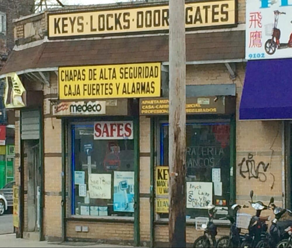 White's Locksmith