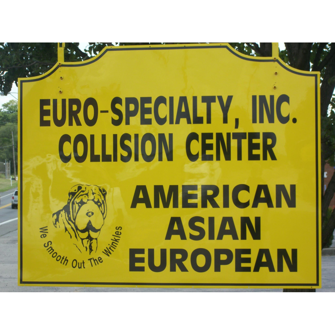 Business directory for roanoke va for Euro motors collision center