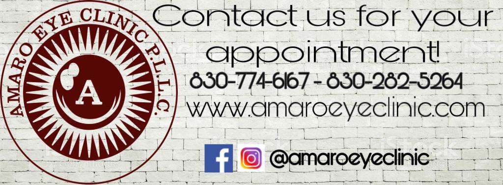 Amaro Eye Clinic and Amistad Family Eyewear