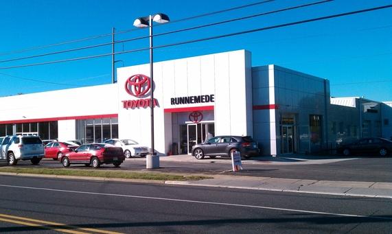 Toyota of Runnemede - Runnemede, NJ