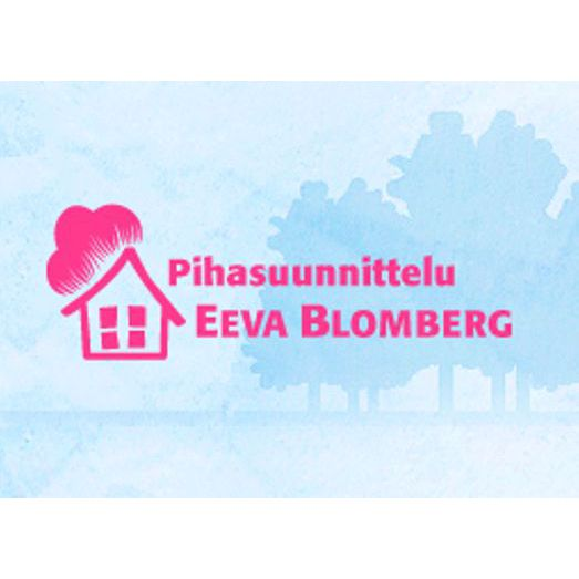 Pihasuunnittelu Eeva Blomberg