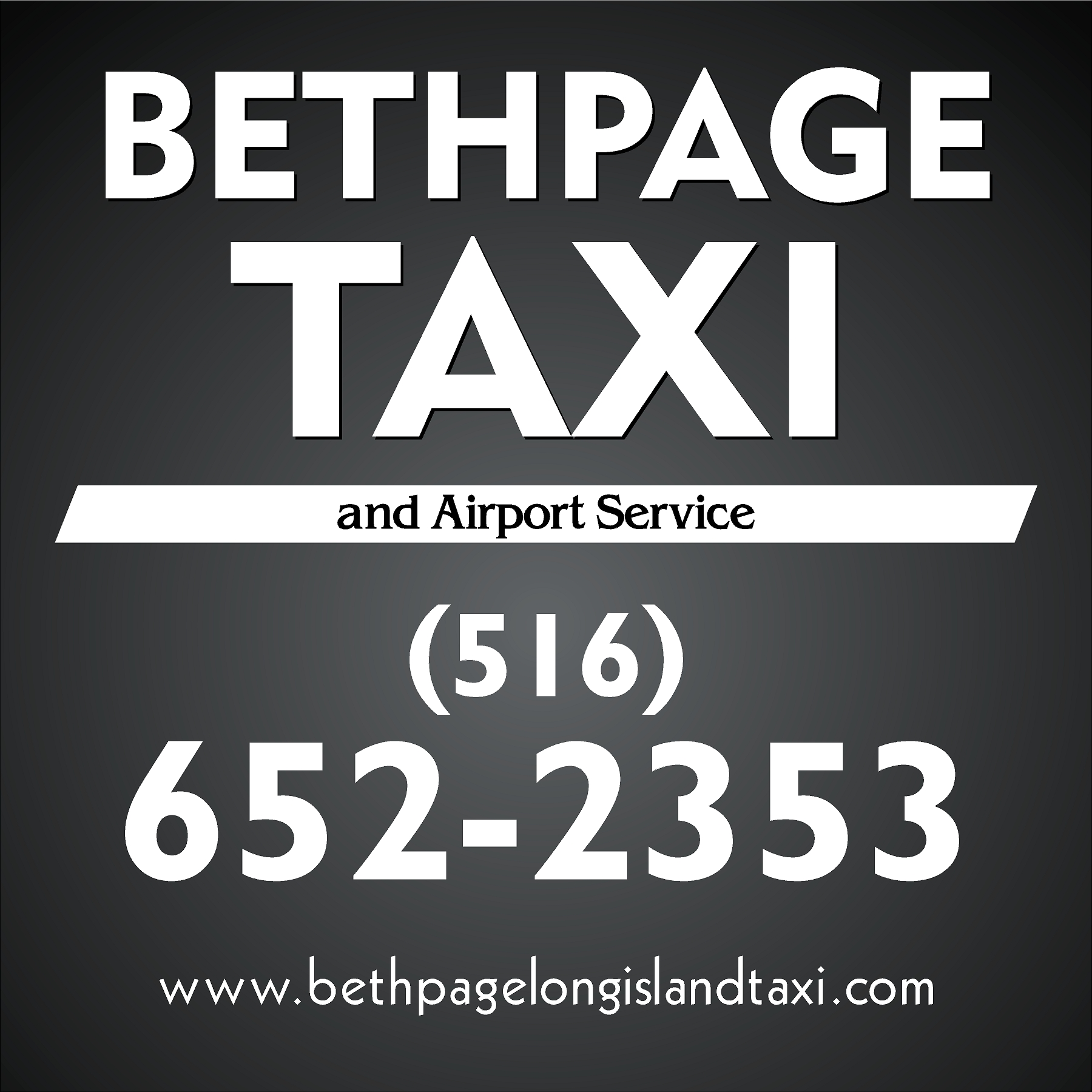 Bethpage Taxi and Airport Service - Bethpage, NY - Taxi Cabs & Limo Rental