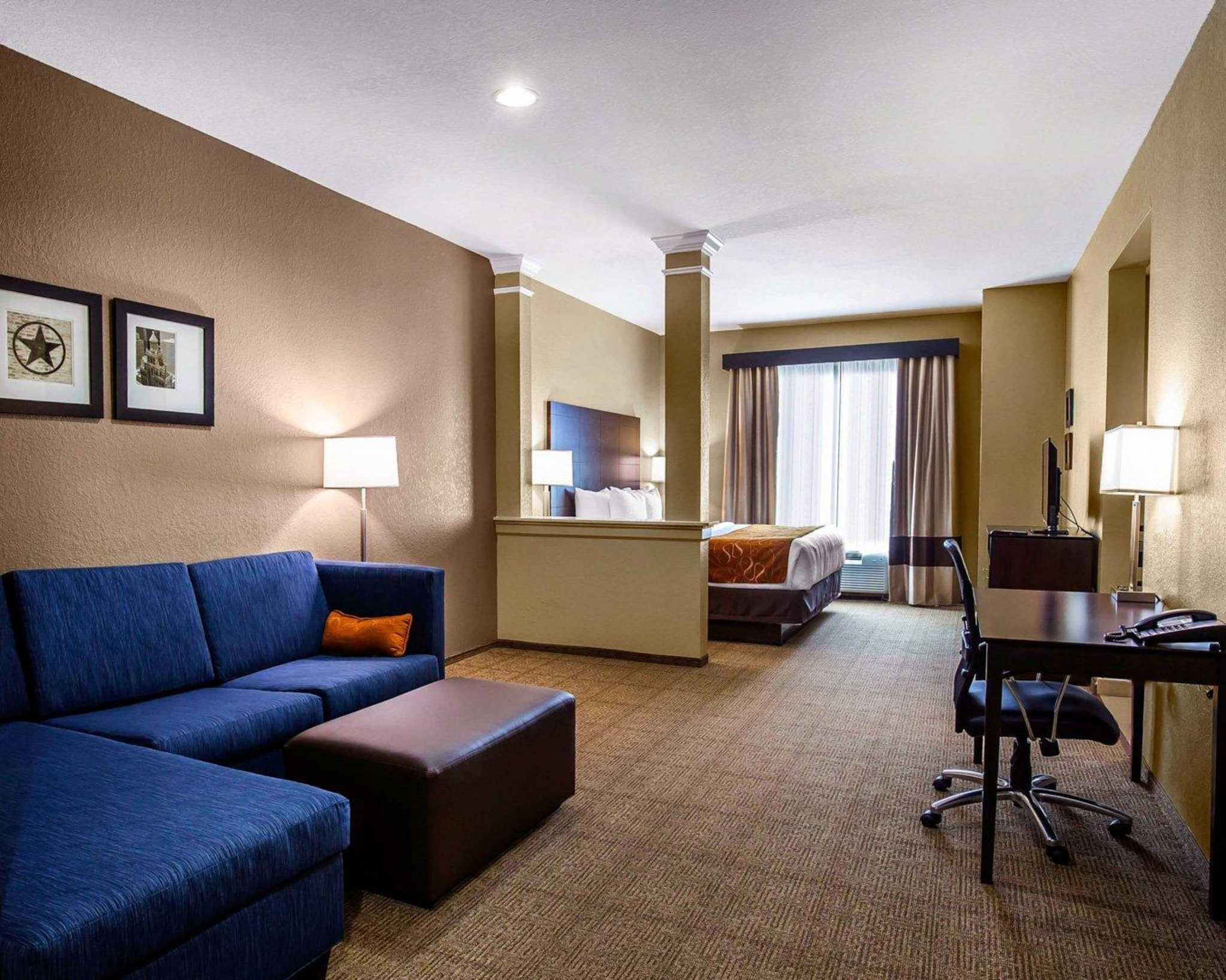 Comfort Suites Northwest Cy Fair Houston Texas Tx