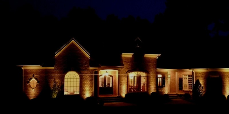You'll love the transformation to your home with a well-designed lighting system in place.