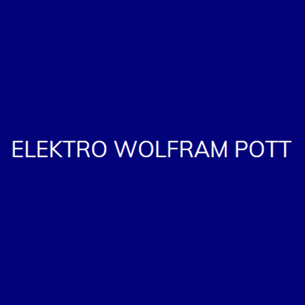 Bild zu Wolfram Pott Elektroinstallation in Herne