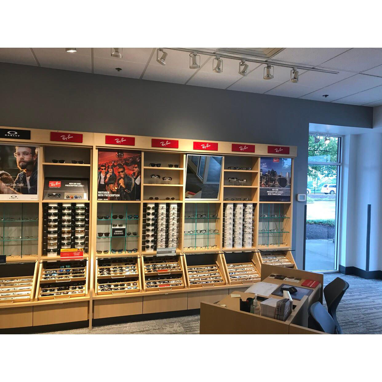 Lenscrafters 2160 Sir Barton Way Ste 143 Hamburg Pavillion Lexington Ky Optical Goods Retail Mapquest