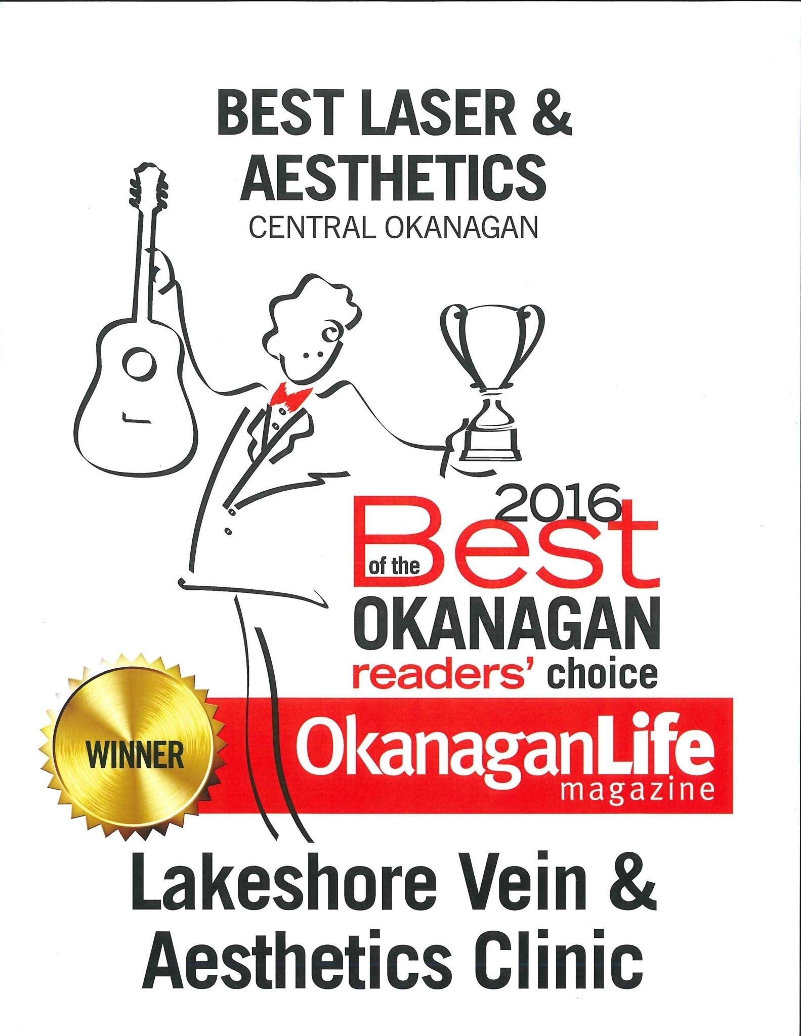 Lakeshore Vein & Aesthetics Clinic Inc