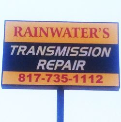 Rainwater's Transmission Repair