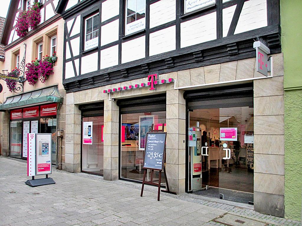 Telekom Shop in 95326, Kulmbach