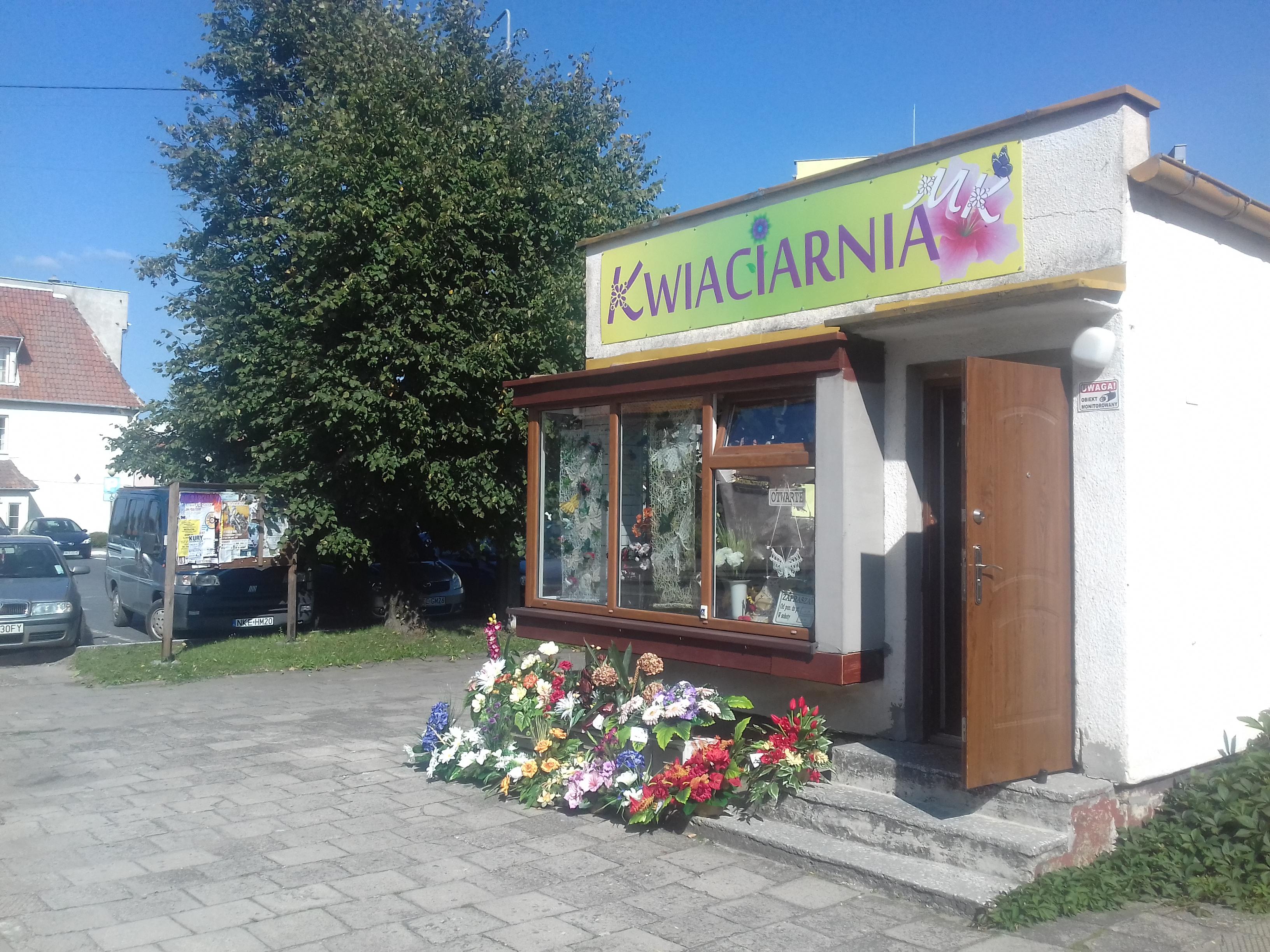 Kwiaciarnia Mk Miłosz Krajewski
