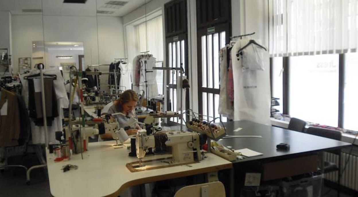 Schneiderei Dress Bekleidungsservice Michael Scherz   München Schwanthalerhöhe