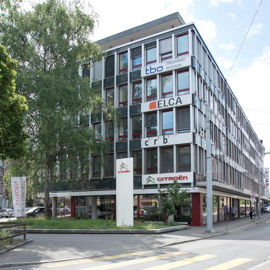 Bozzo's Auto Center Wiedikon GmbH