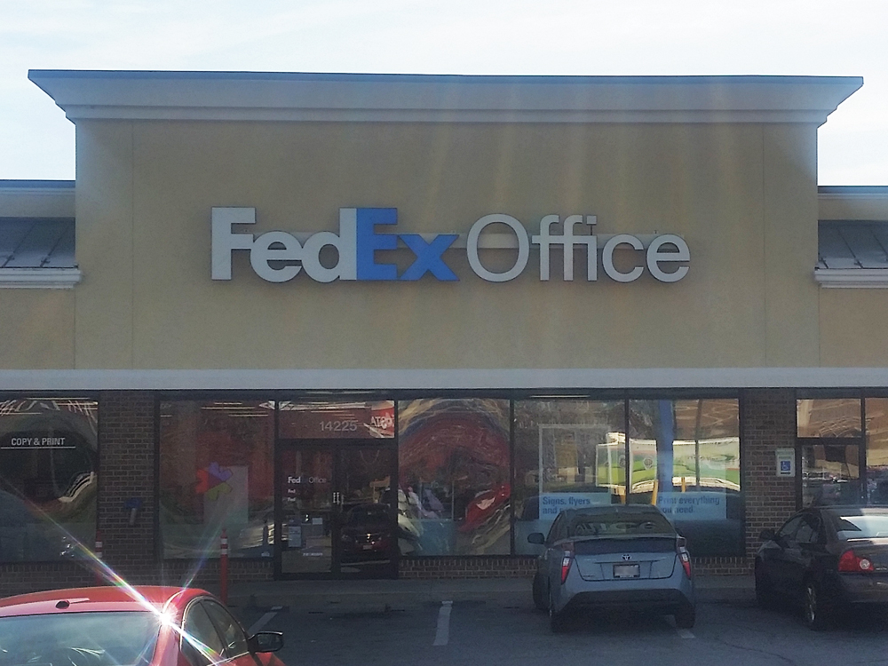 Fedex Office Print Amp Ship Center Laurel Maryland Md