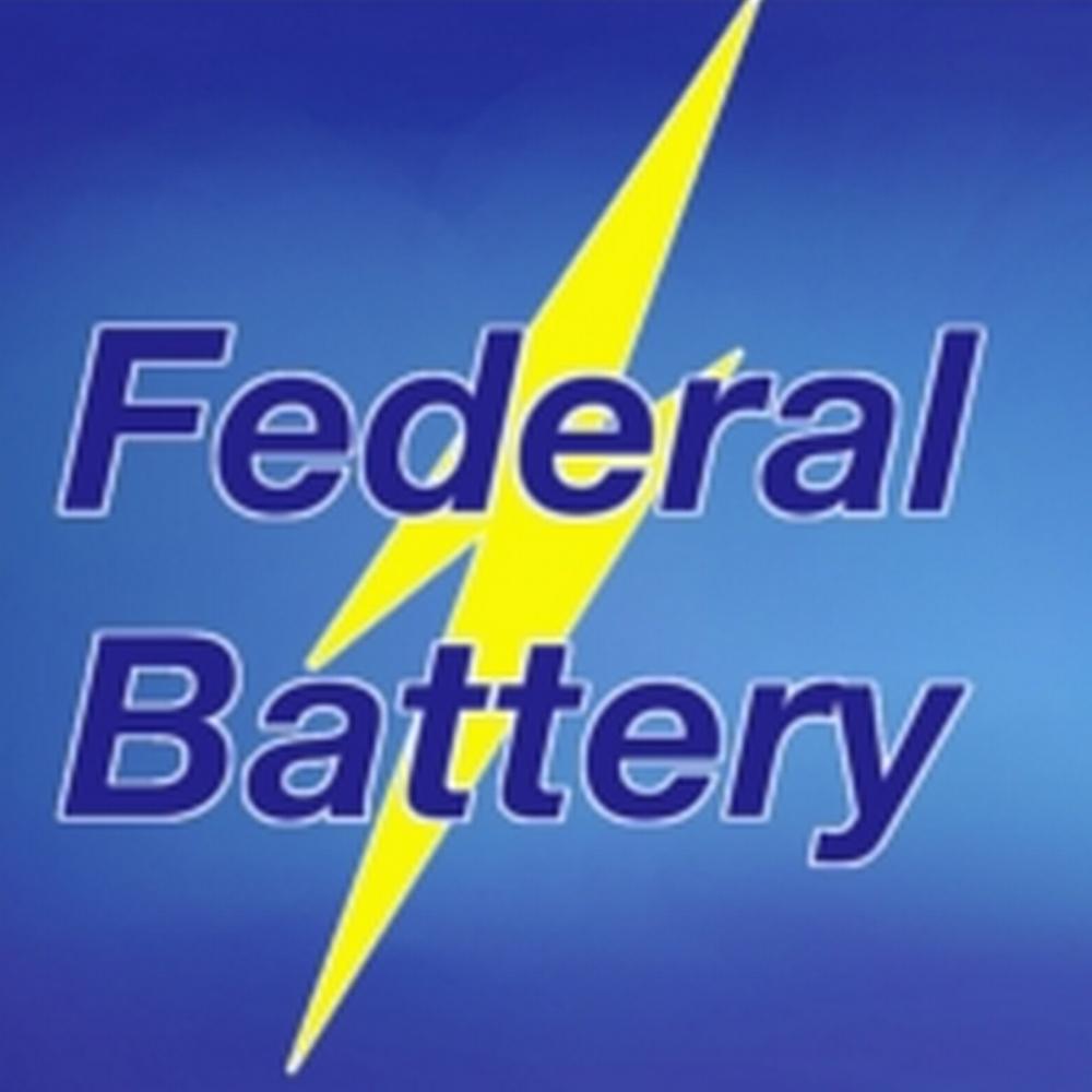 Federal Battery logo
