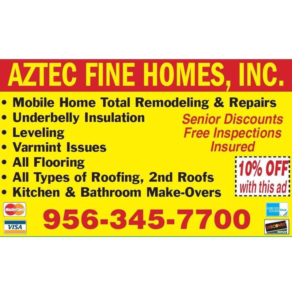 Aztec Fine Homes, Inc