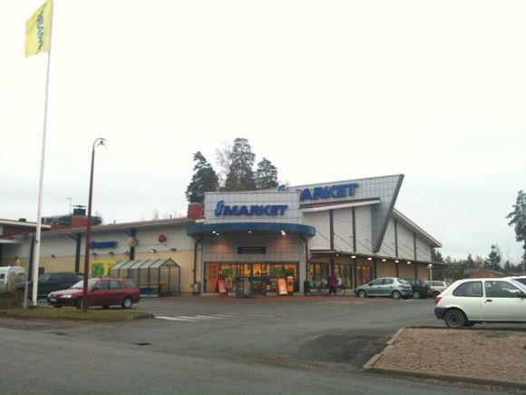 S-market Veikkola