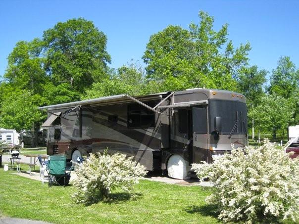 Nashville Koa Resort In Nashville Tn 37214