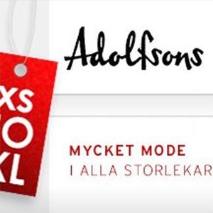 Adolfsons Kläder & Skor