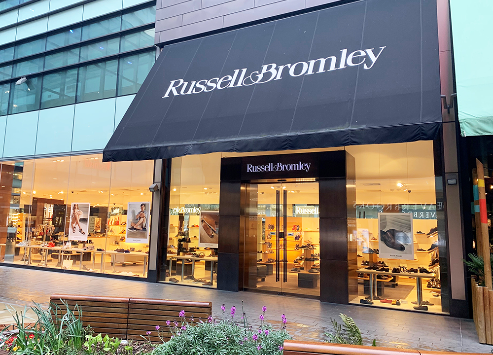 Russell & Bromley Ltd. London 020 8290 2626