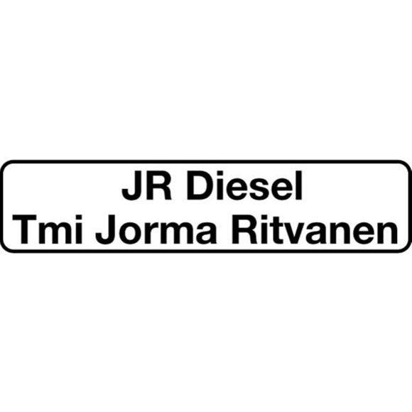 JR Diesel Tmi Jorma Ritvanen