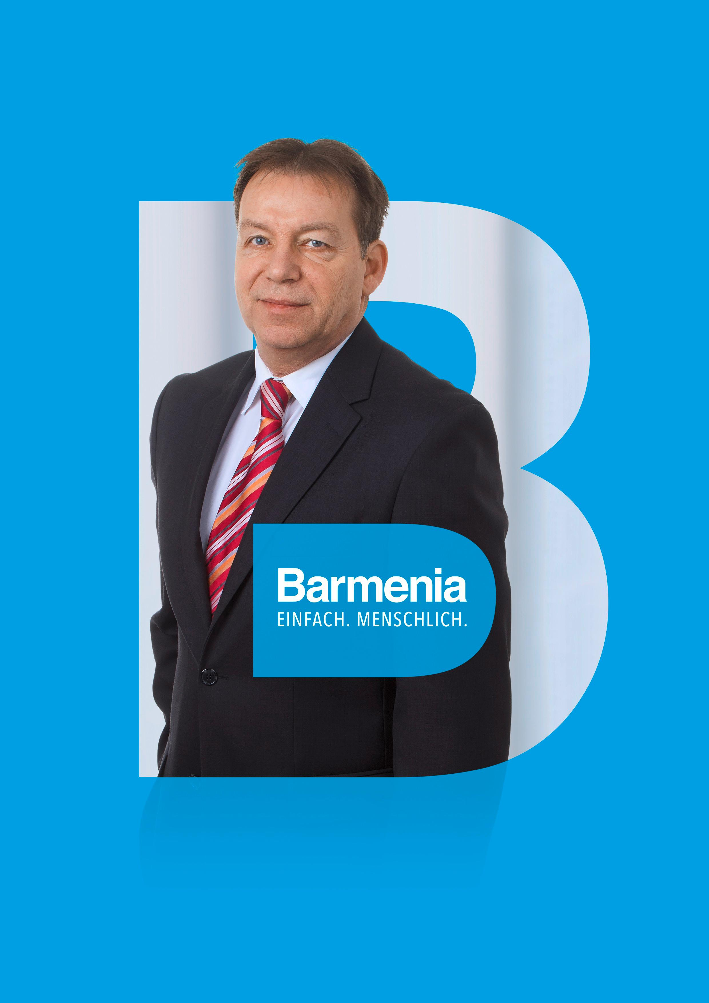 Martin Franzes Sifer. Ihr Ansprechpartner für die Barmenia Versicherung in Lörrach.