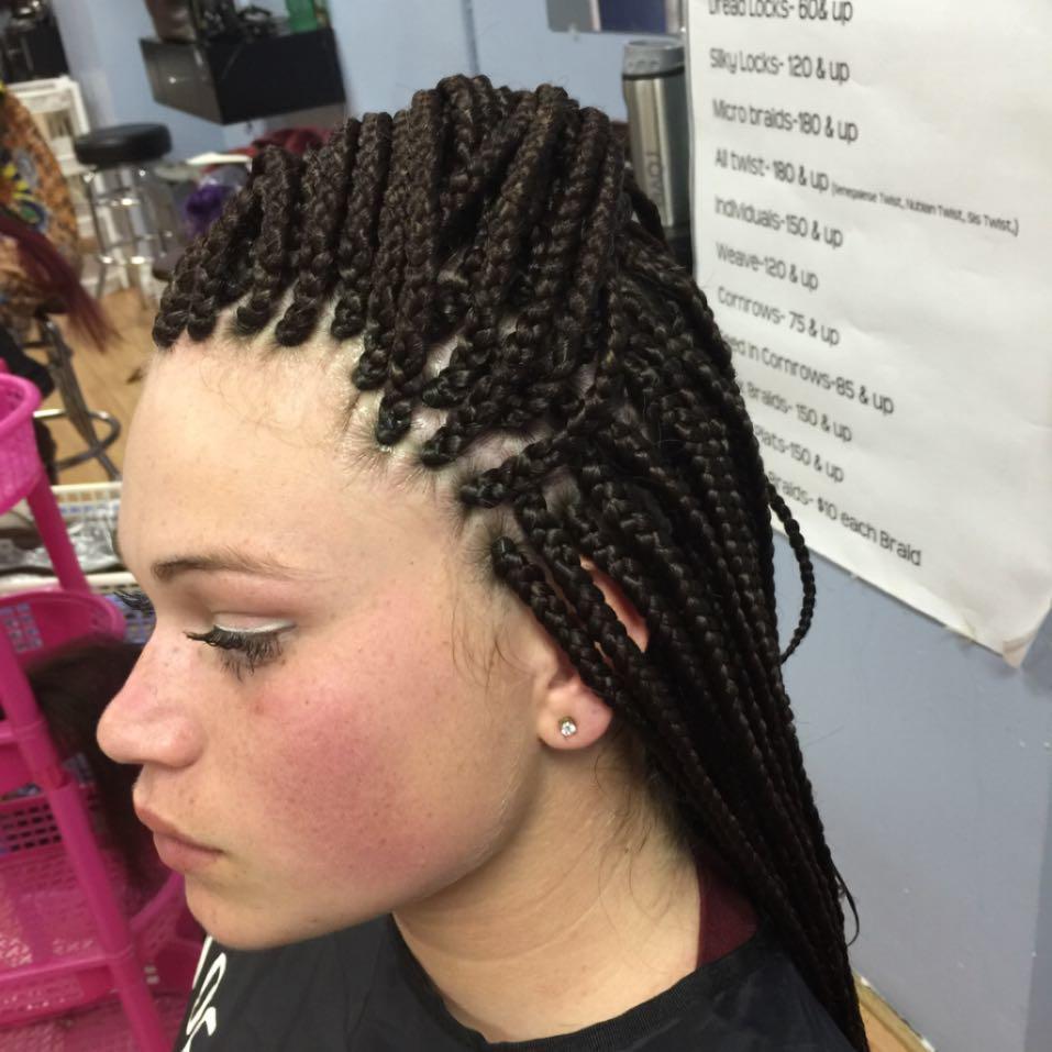 Aisha Hair Braiding In Washington Dc 20012