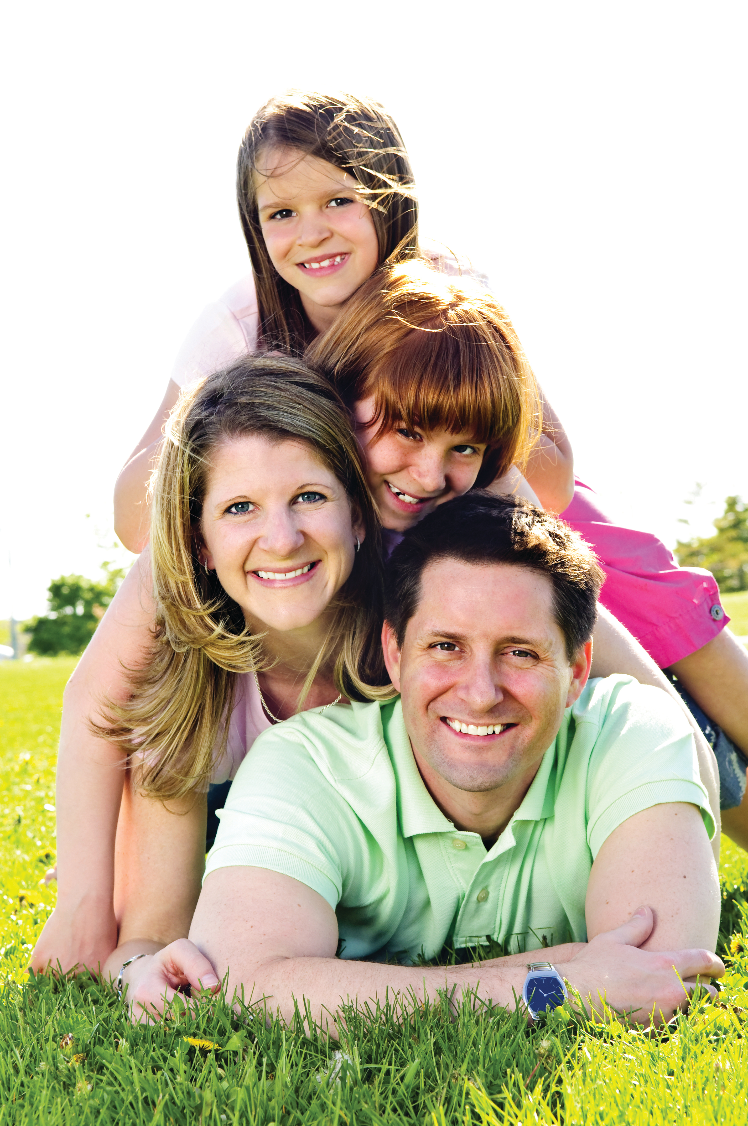 Family and Earth Friendly Lawn Care