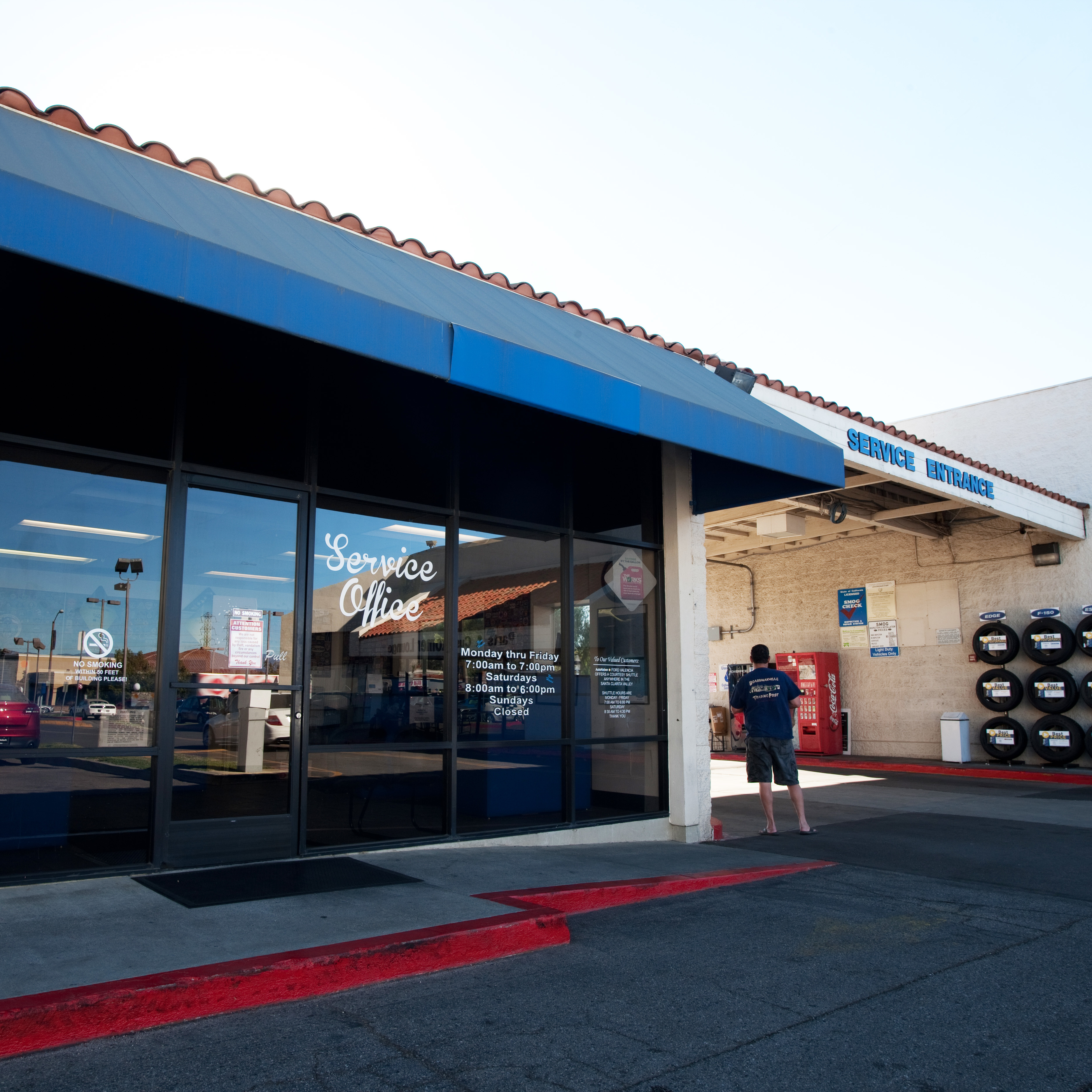 Simi Valley Ford Ford Dealership In Simi Valley Ca