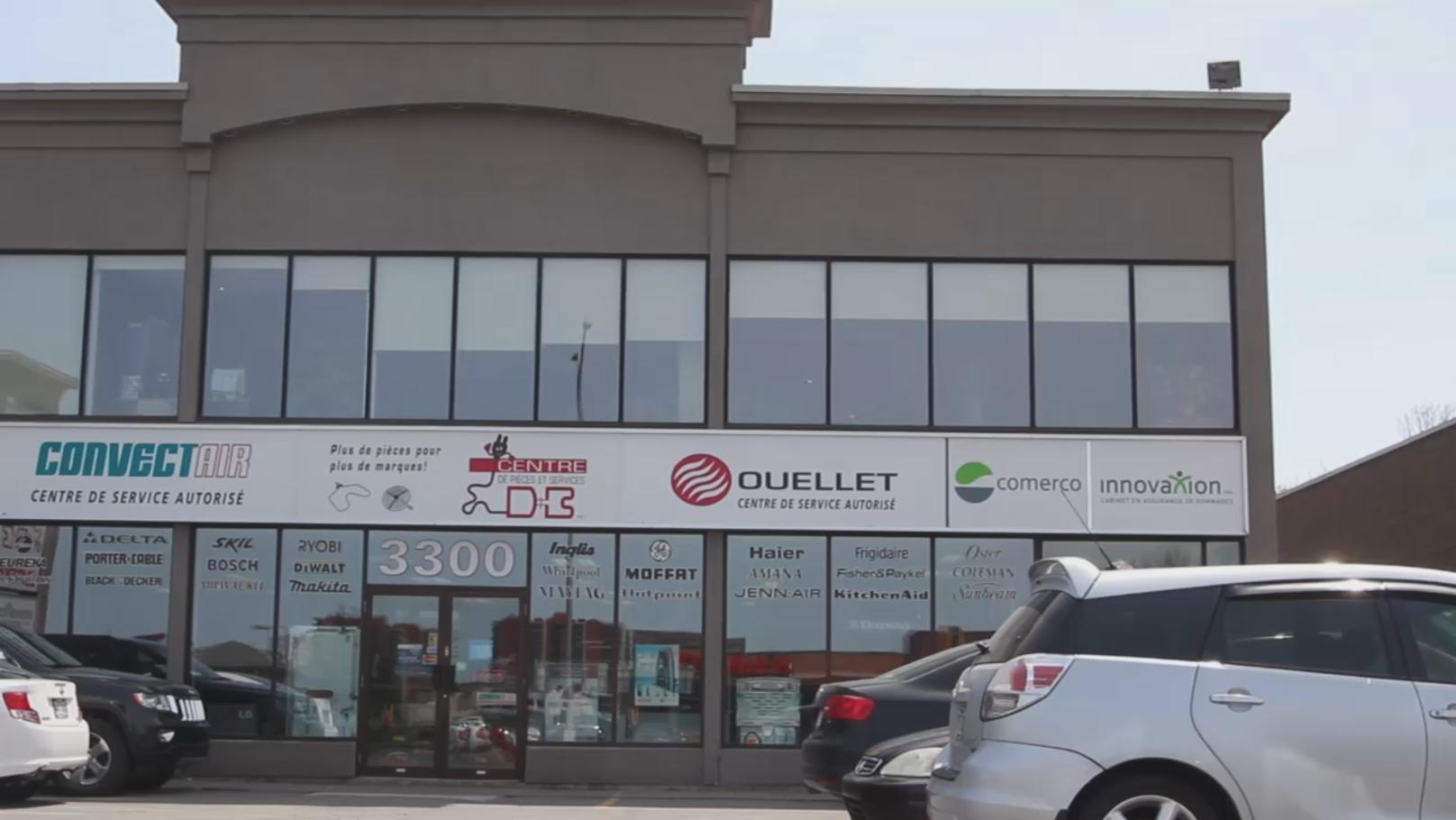 Centre de Pièces et Services DB Inc à Montréal