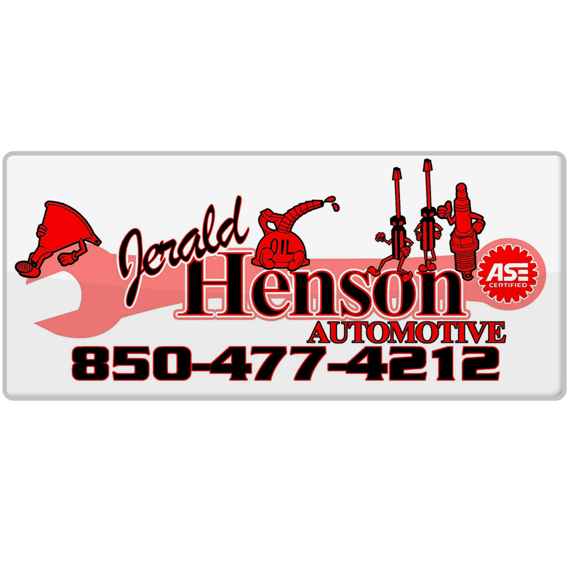 Jerald Henson Automotive, Inc - Pensacola, FL - General Auto Repair & Service