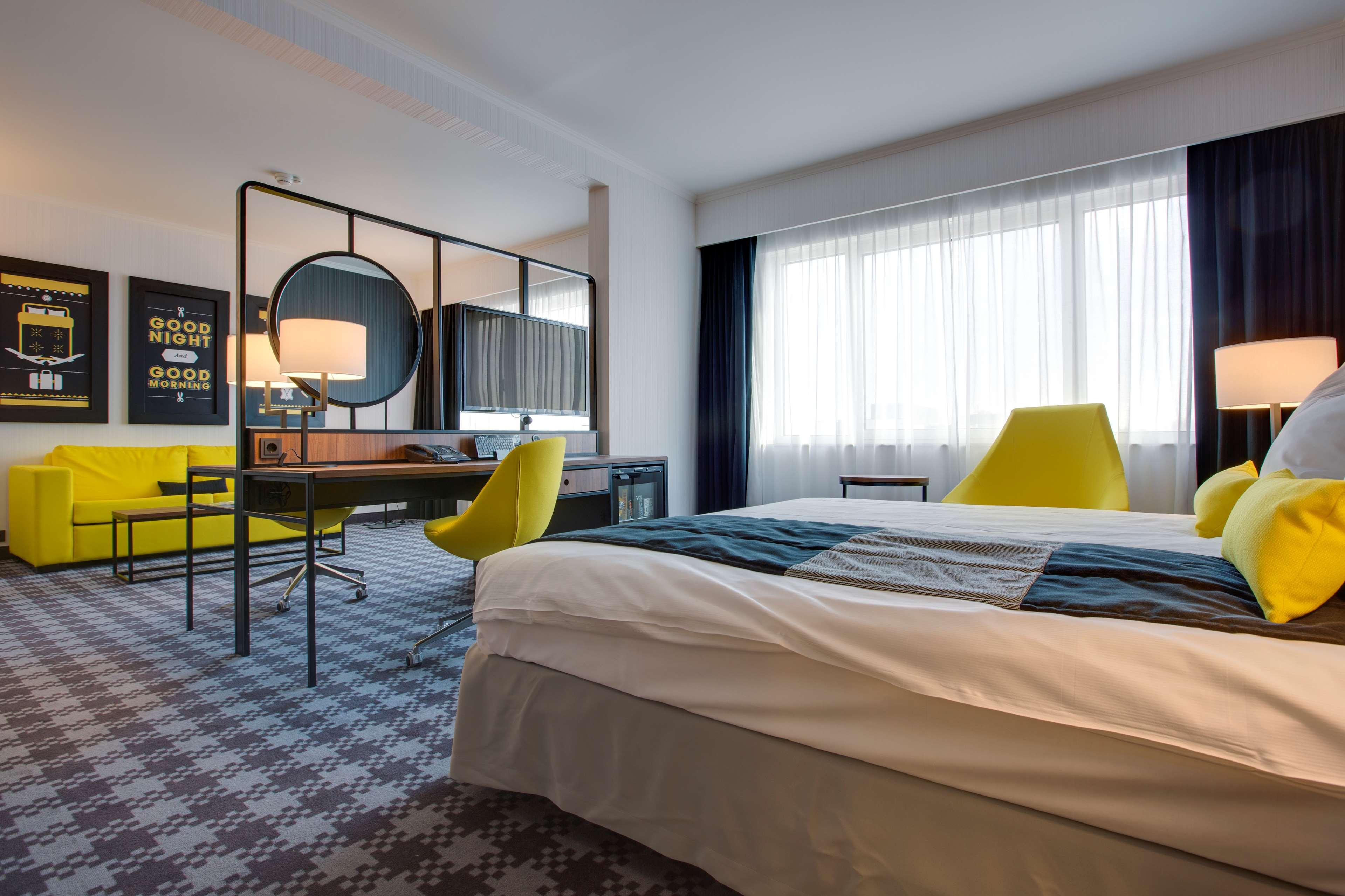 Radisson Blu Hotel Amsterdam Airport, Schiphol