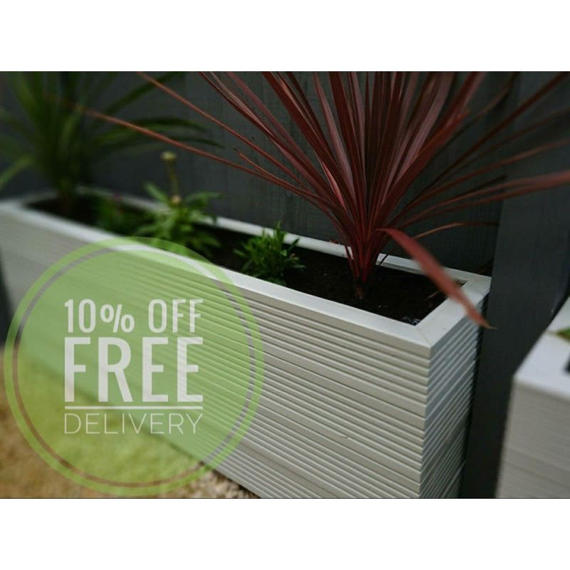 Decking Planters by Arrow - Bodmin, Cornwall PL30 5DR - 01726 851997   ShowMeLocal.com