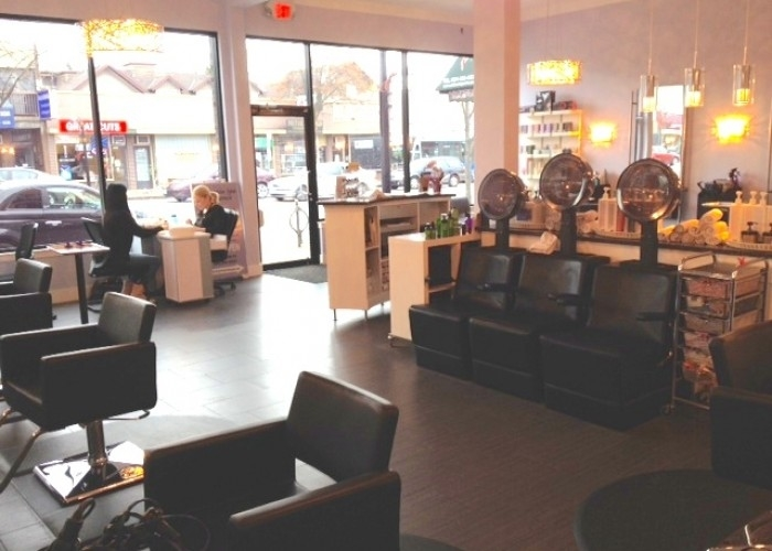 Pillars Salon in Burnaby
