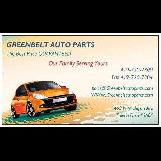 GREENBELT AUTO PART