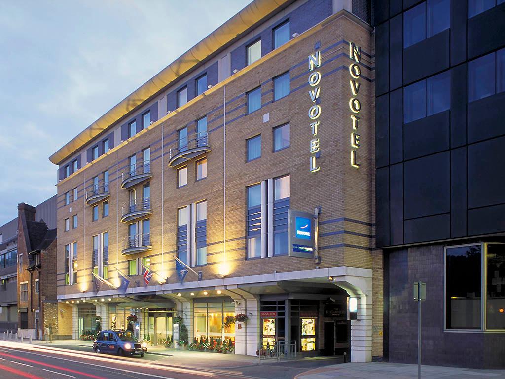 Hotel Novotel London Waterloo - London, London SE1 7LS - 020 7660 0674 | ShowMeLocal.com